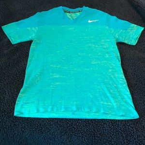 Men's Nike Dri-Fit v-neck shirt